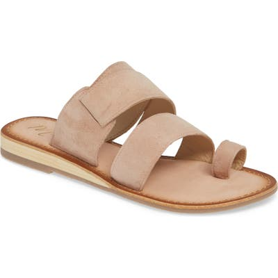 Matisse Good Time Slide Sandal, Pink