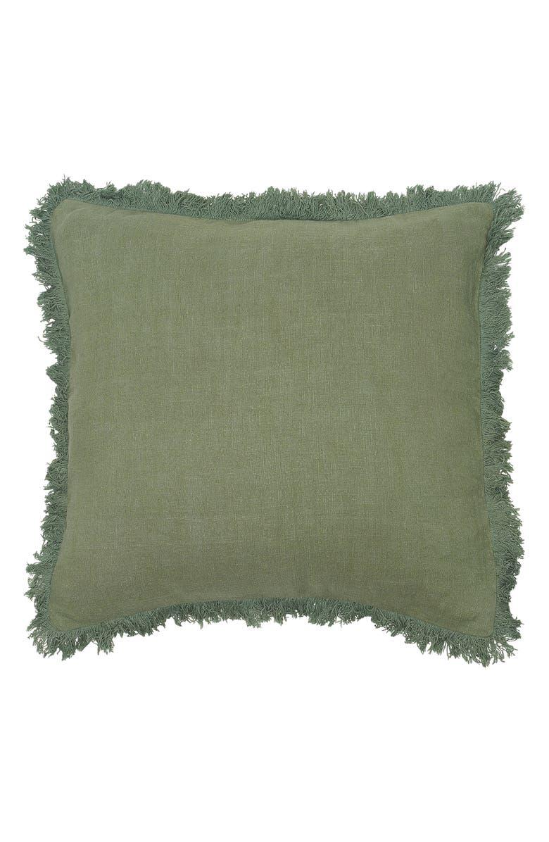 EADIE LIFESTYLE Luca Boho Linen Scatter Accent Pillow, Main, color, 300