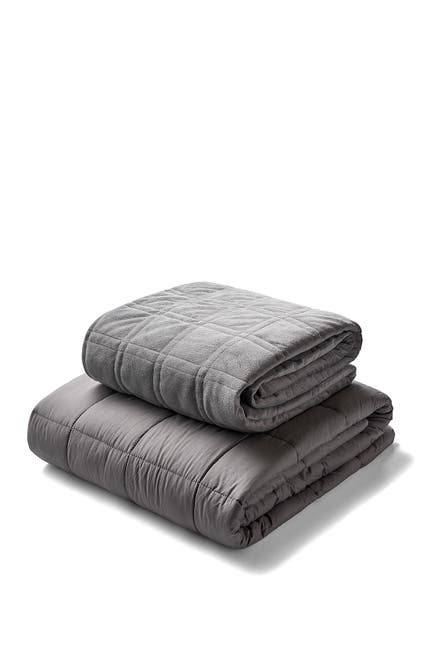 Image of Melange Home Mink Weighted Throw