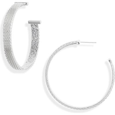 Jennifer Zeuner Josefina Medium Hoop Earrings