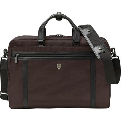 Victorinox Swiss Army Werks Pro 2.0 15-Inch Laptop Briefcase - Brown
