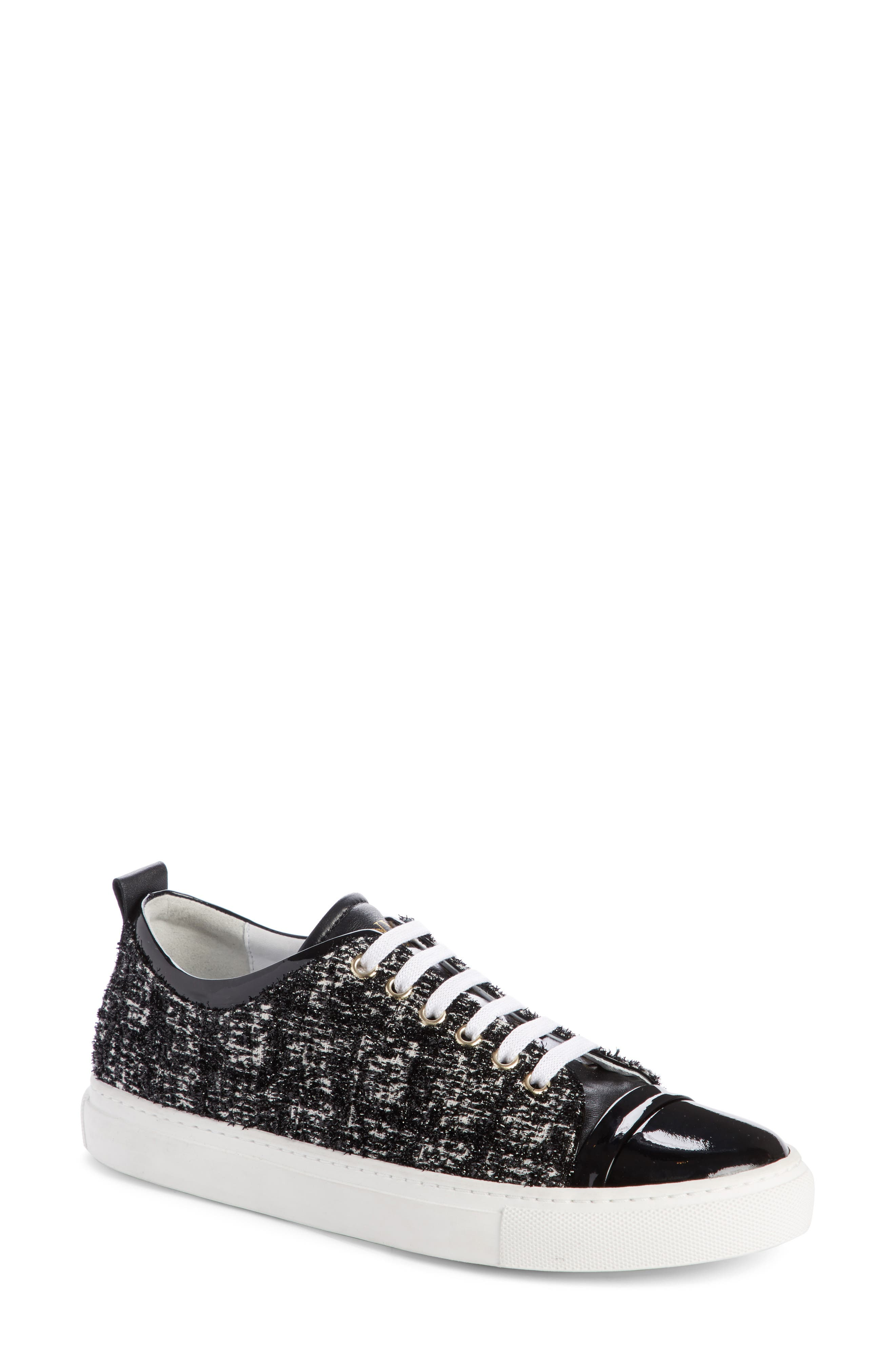 Lanvin Cap Toe Sneaker (Women) | Nordstrom