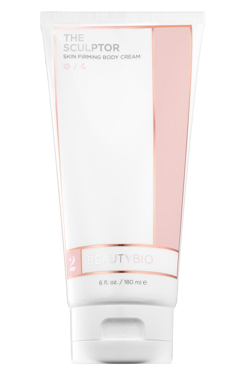 BEAUTYBIO The Sculptor Skin Firming Body Cream, Main, color, NO COLOR