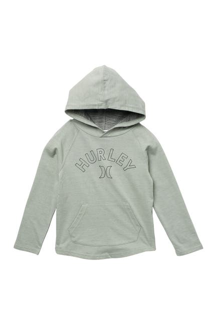 Image of Hurley Blitz French Terry Logo Hoodie