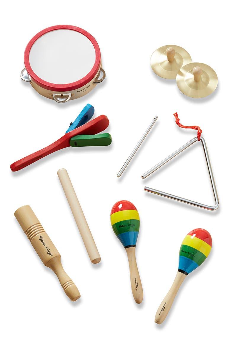 MELISSA & DOUG Let's Play Skill Builders Toy Bundle, Main, color, MULTI