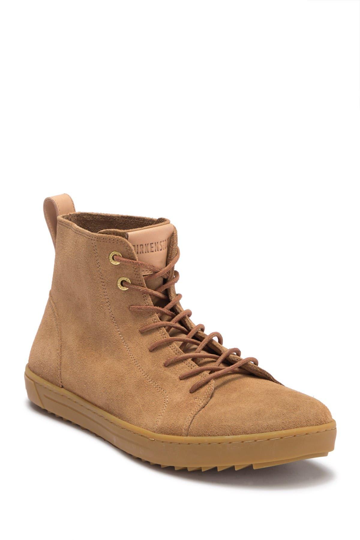 Birkenstock   Bartlett Suede Sneaker