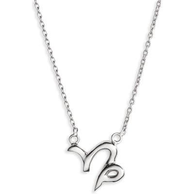 Sterling Forever Zodiac Necklace
