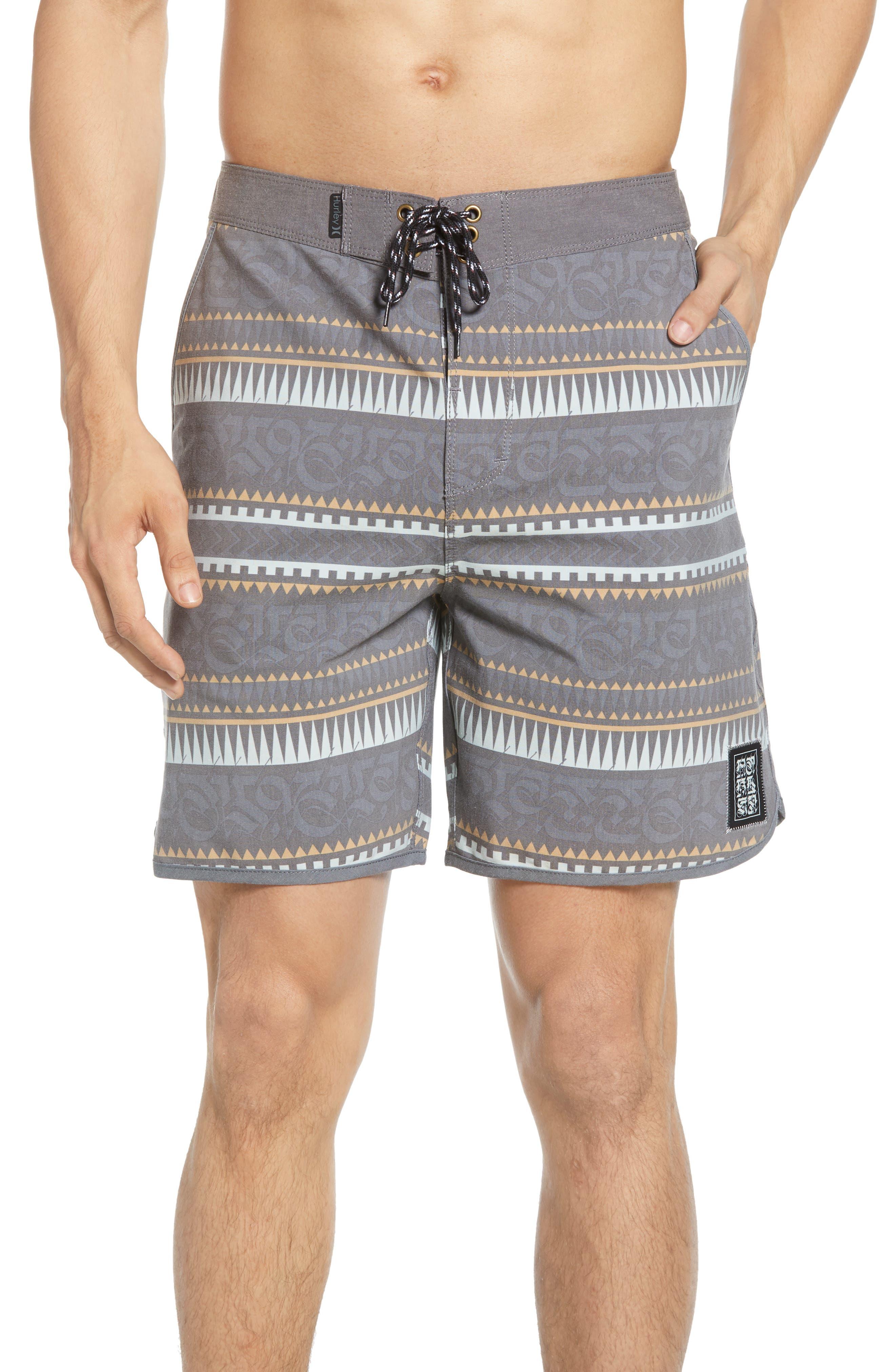 Hurley X Cryptik Mana Beachside Board Shorts