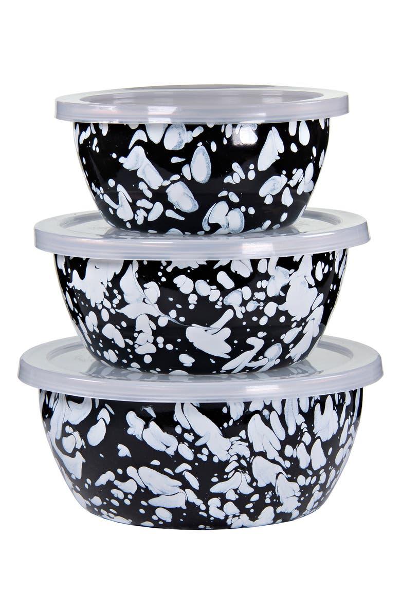 GOLDEN RABBIT Set of 3 Nesting Bowls, Main, color, 003
