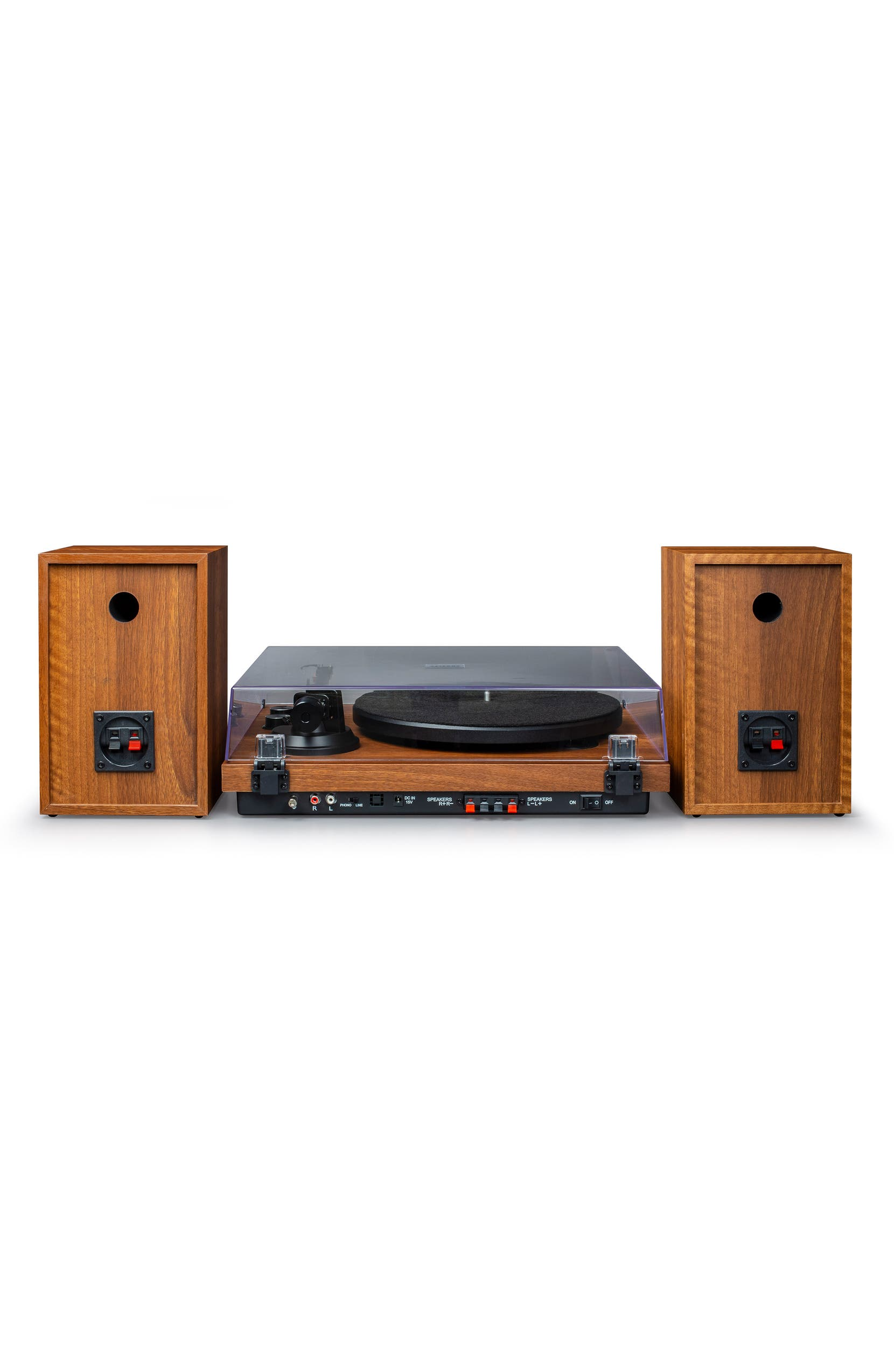 Crosley Radio C62 Turntable Speaker Shelf System Nordstrom