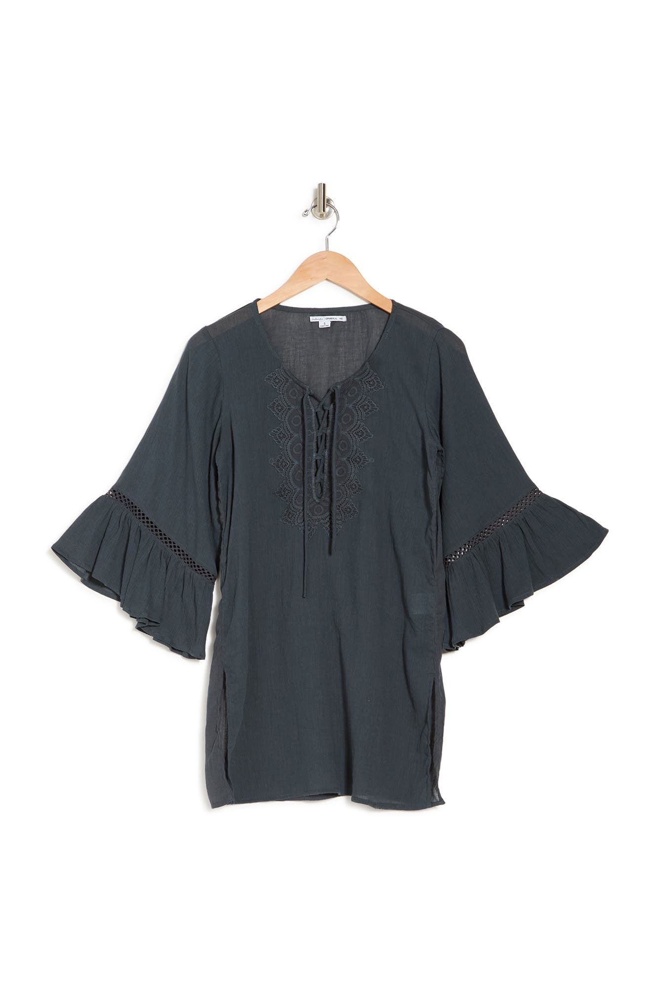 O'neill Salt Water Cover-up In Deep Teal