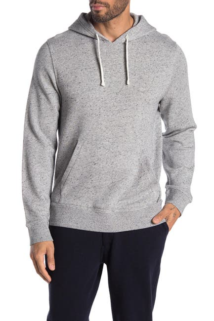 Image of Vince Regular Fit Neppy Pullover Hoodie