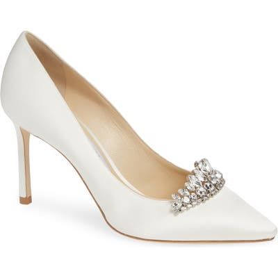 Jimmy Choo Romy Crystal Pump