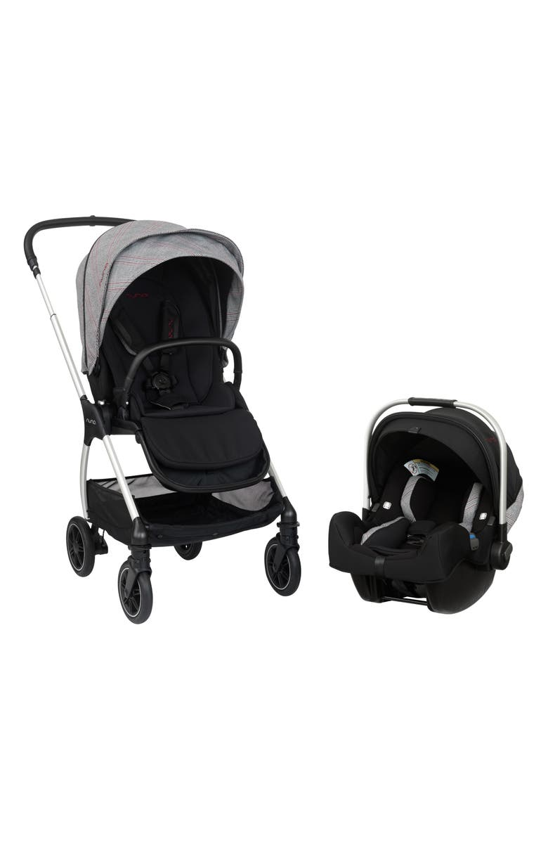 NUNA PIPA<sup>™</sup> Car Seat & TRIV<sup>™</sup> Stroller Travel System, Main, color, ELLIS