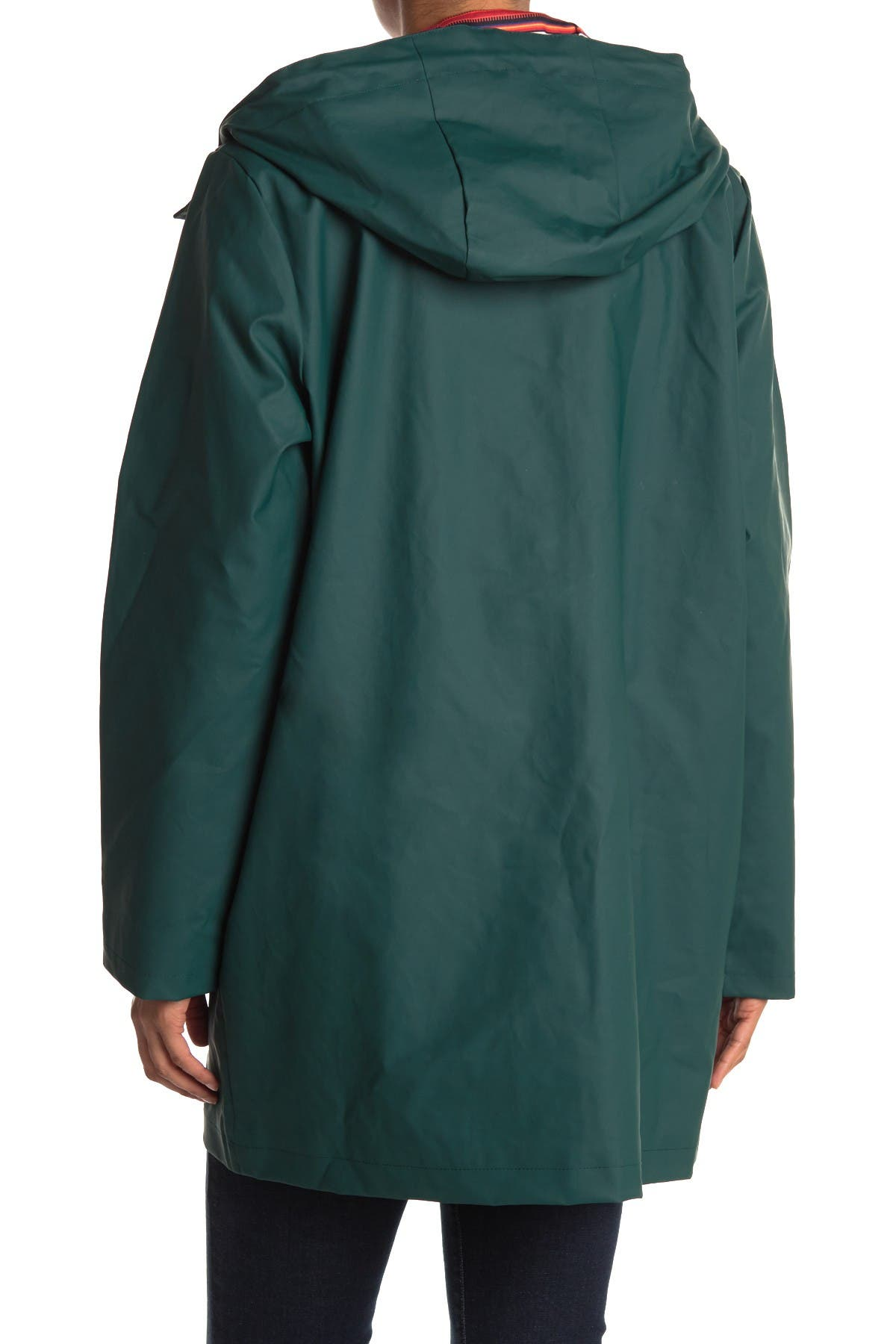 Image of PENDLETON Olympic Hooded Slicker Jacket