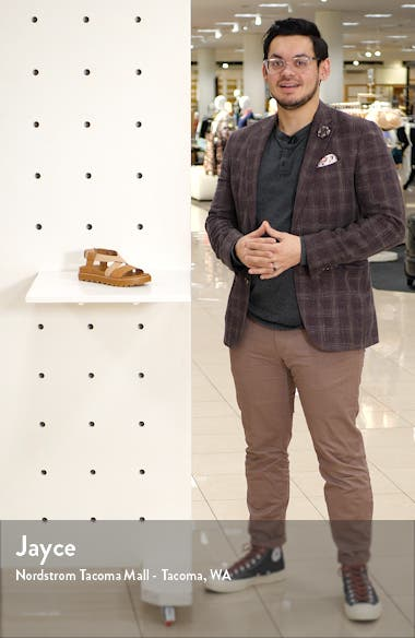 Roaming Crisscross Sandal, sales video thumbnail