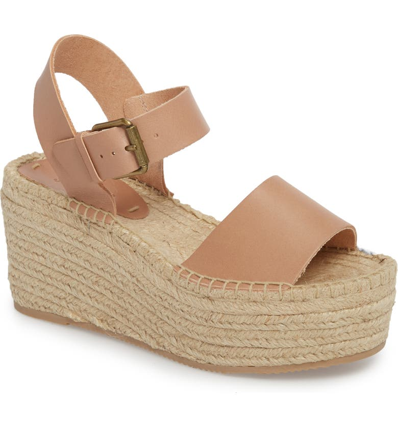 SOLUDOS Platform Wedge Sandal, Main, color, 022