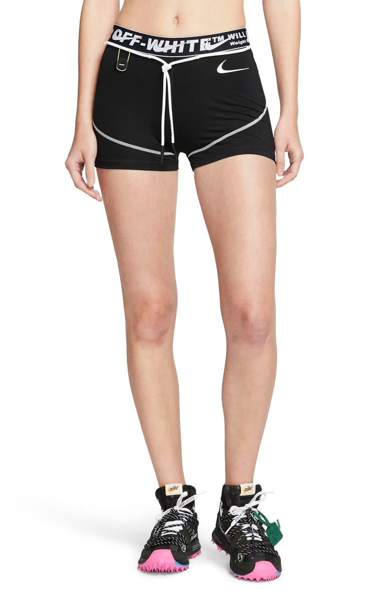 chanel x nike shorts