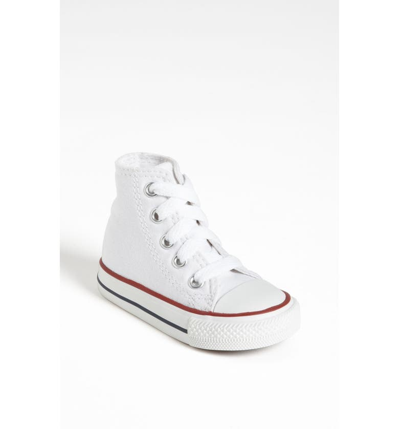 CONVERSE All Star<sup>®</sup> High Top Sneaker, Main, color, 102