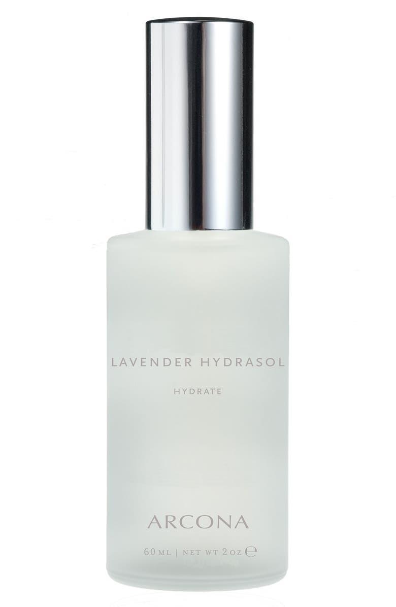 ARCONA Lavender Hydrasol Face Mist, Main, color, NO COLOR