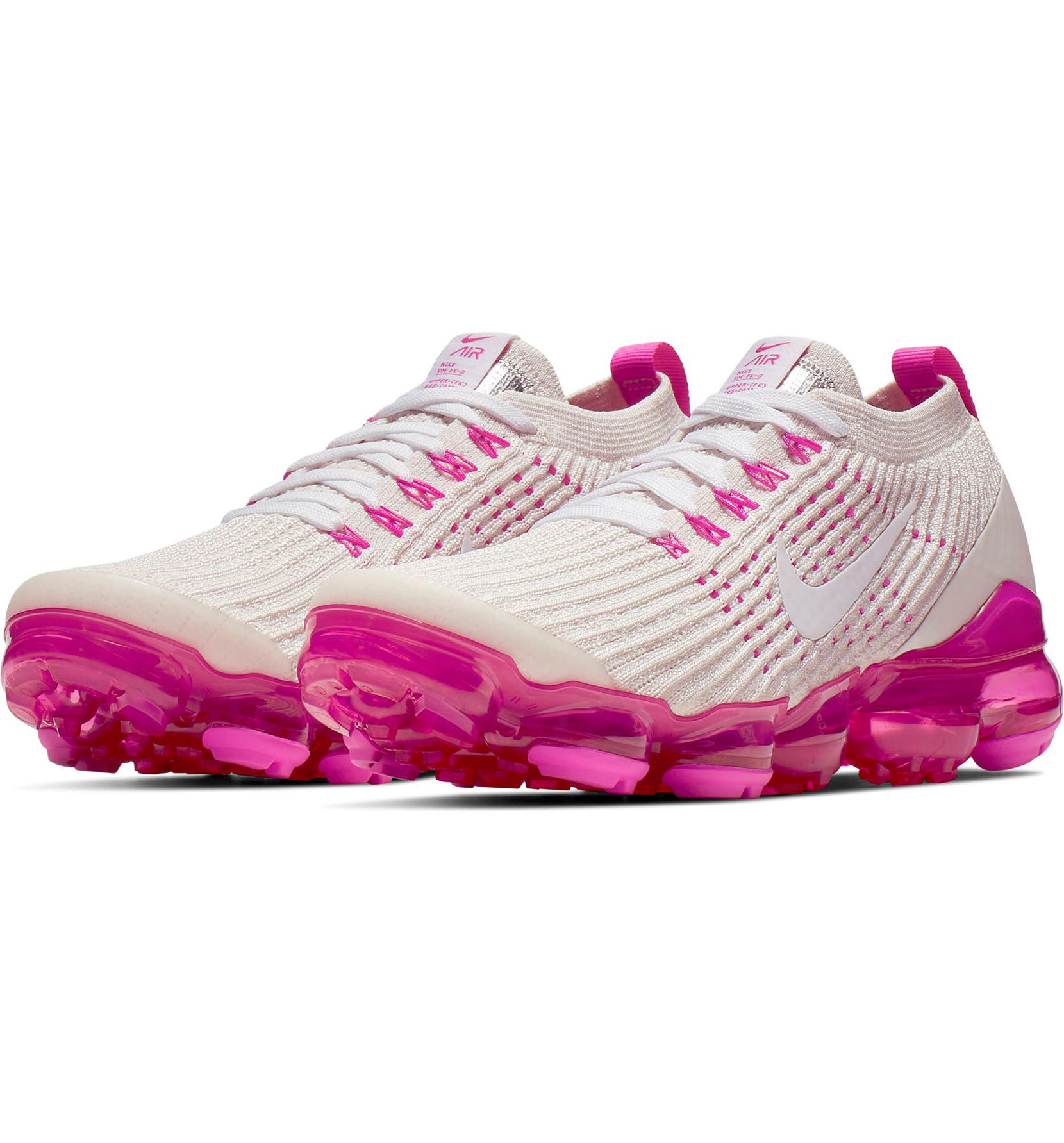 4a3b7a8634 Nike Air VaporMax Flyknit 3 Running Shoe (Women) | Nordstrom