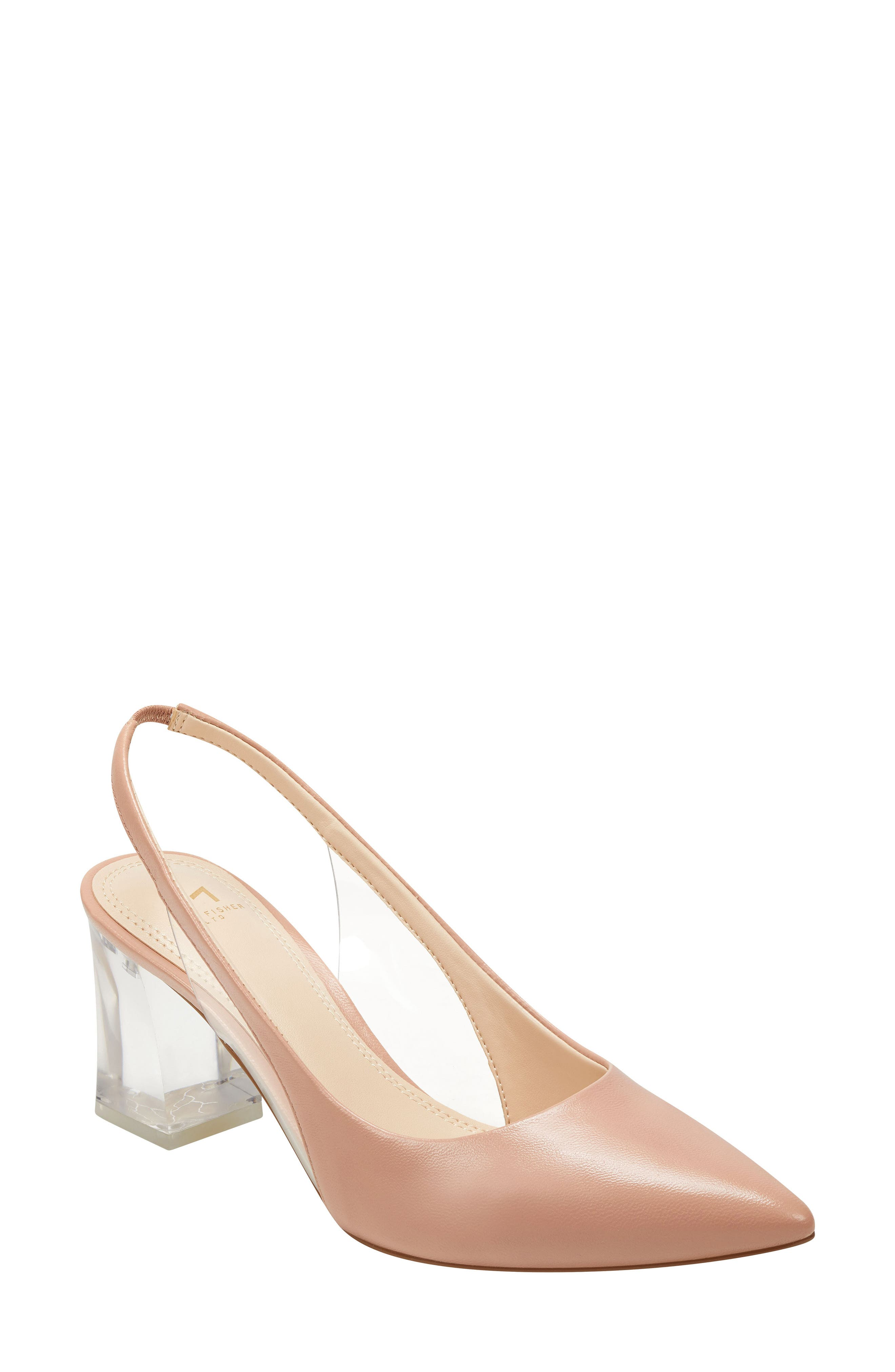 Image of Marc Fisher LTD Zudi Slingback Pump