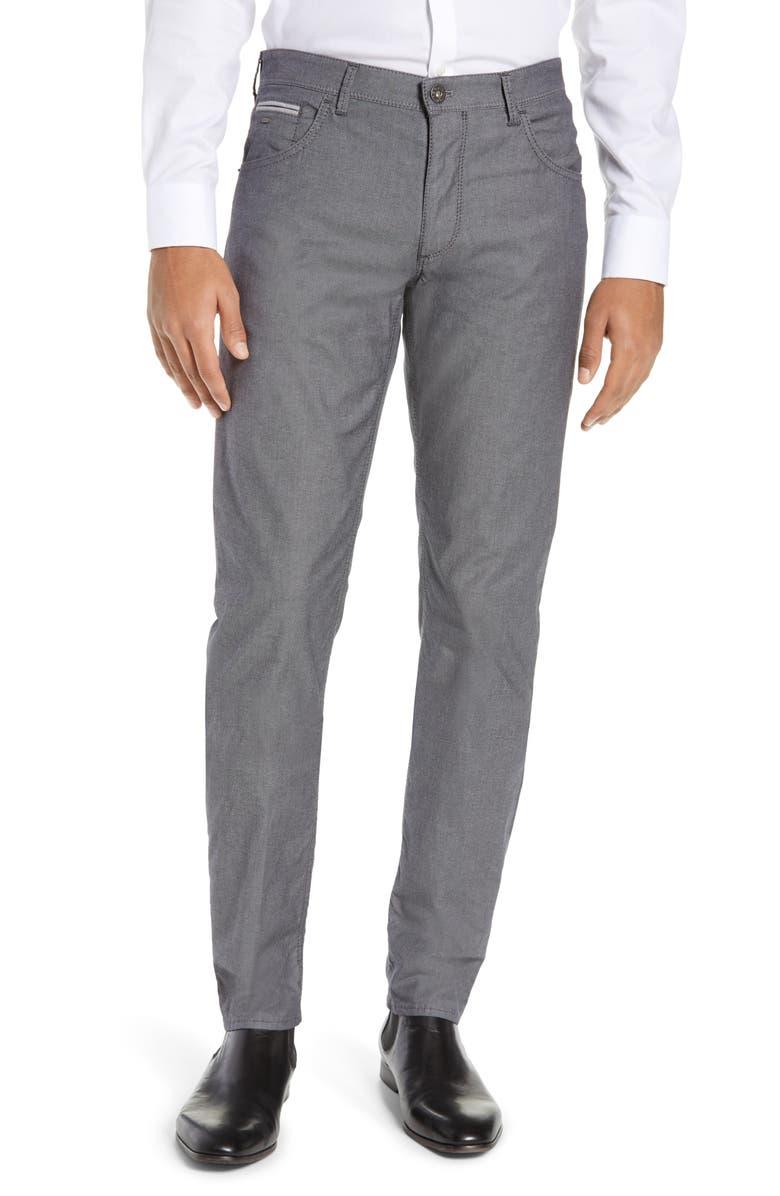 BRAX Hi Flex Slim Fit Stretch Five-Pocket Pants, Main, color, 020