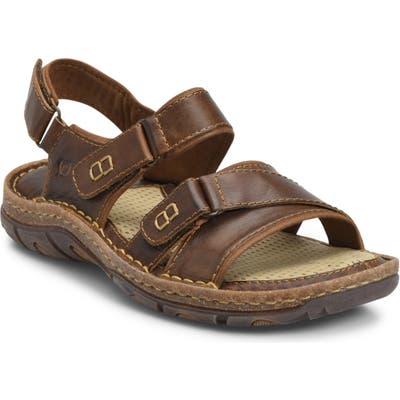 B?rn Custer Sandal, Brown