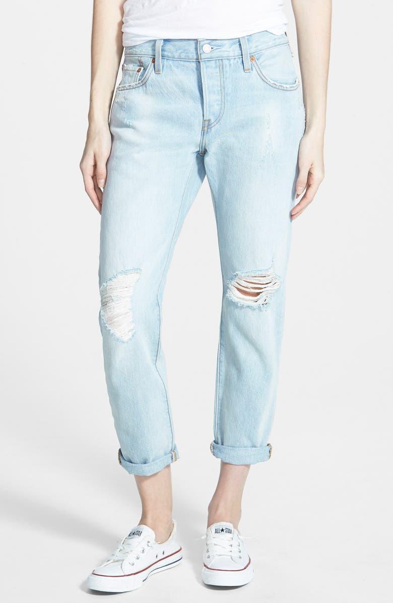 2b5d171a Levi's '501® CT' Boyfriend Jeans (Old Favorite) | Nordstrom