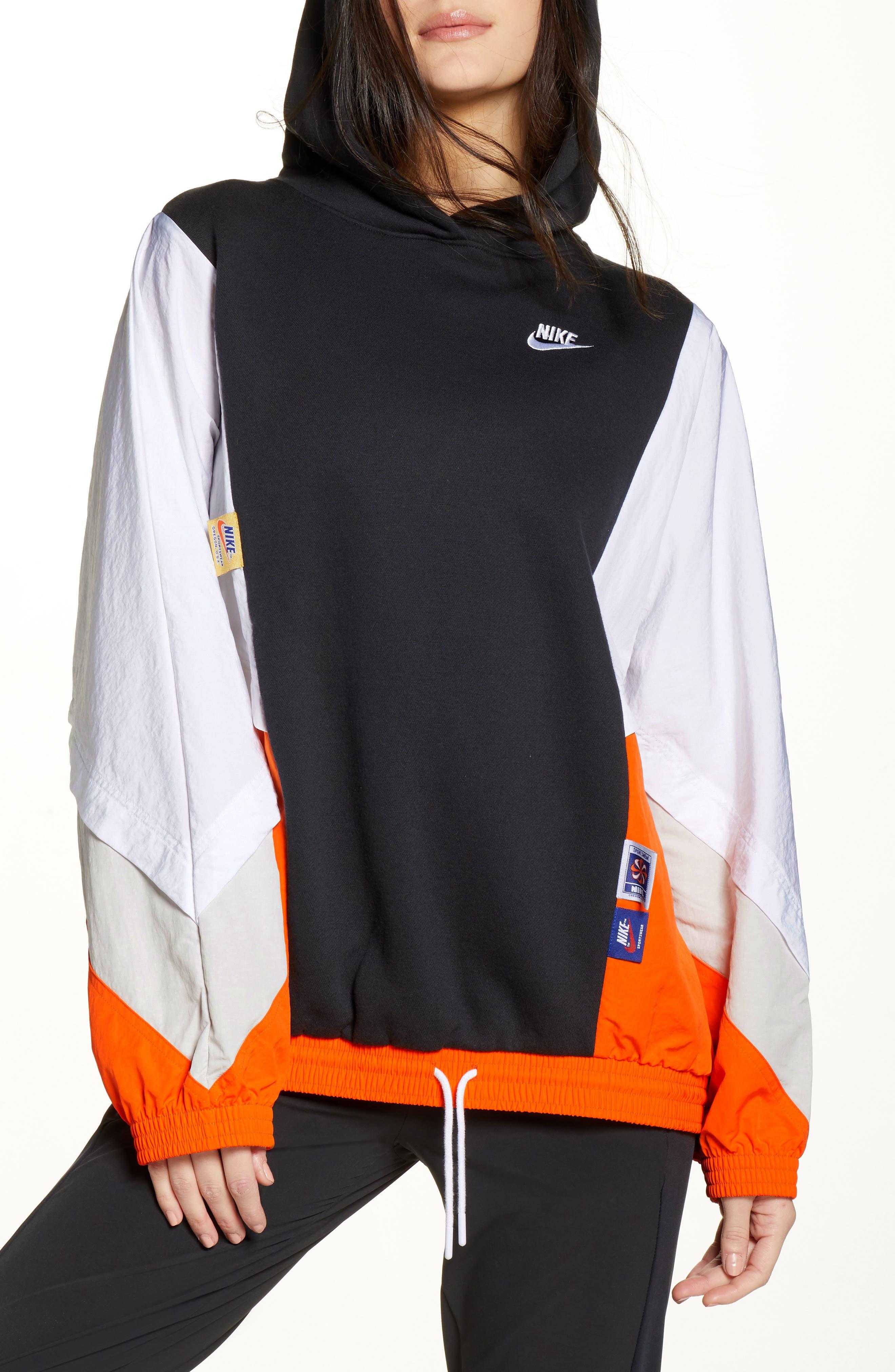 Nike Sportswear Icon Clash Hoodie