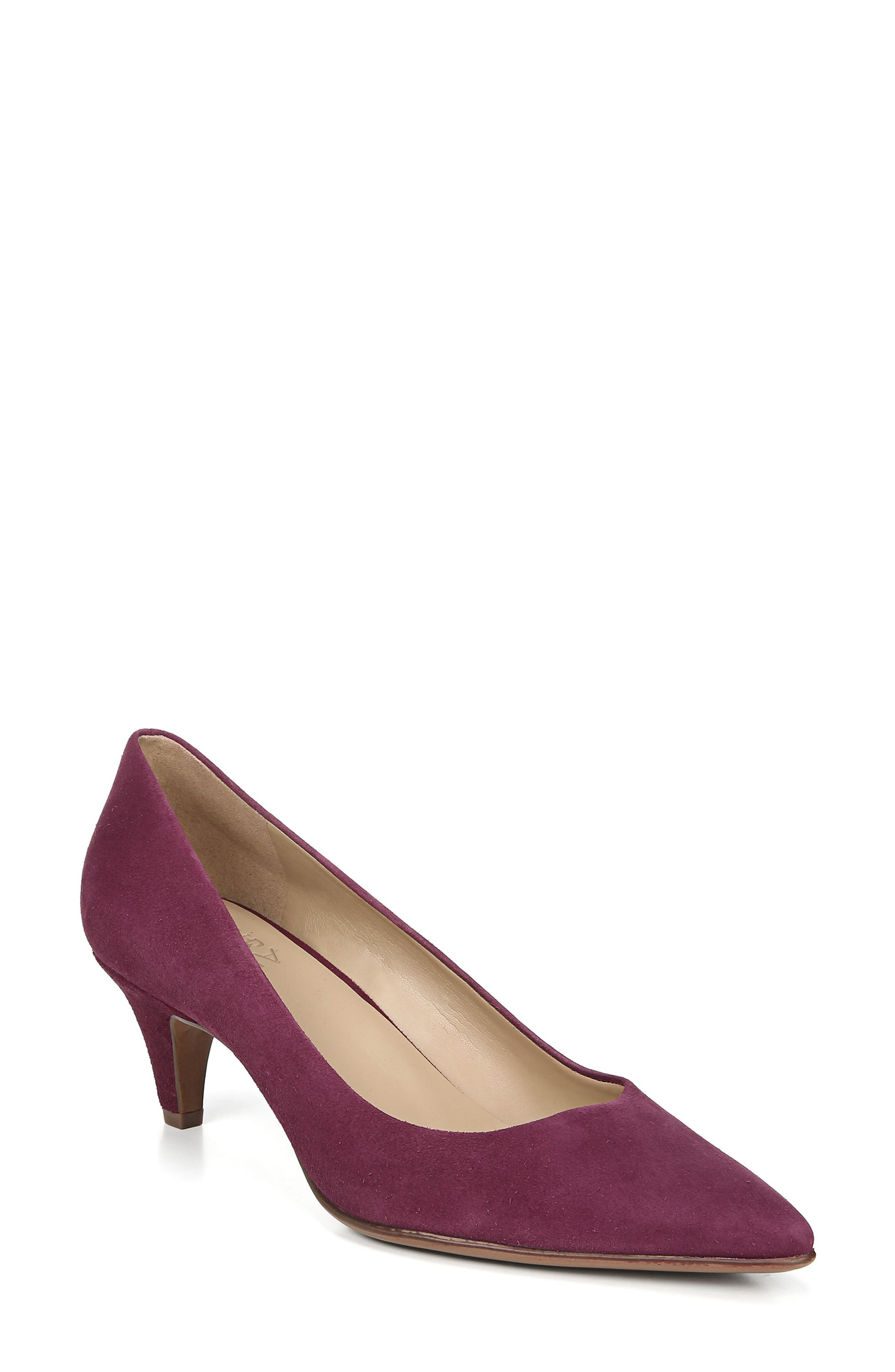 Naturalizer Beverly Pump, Pink