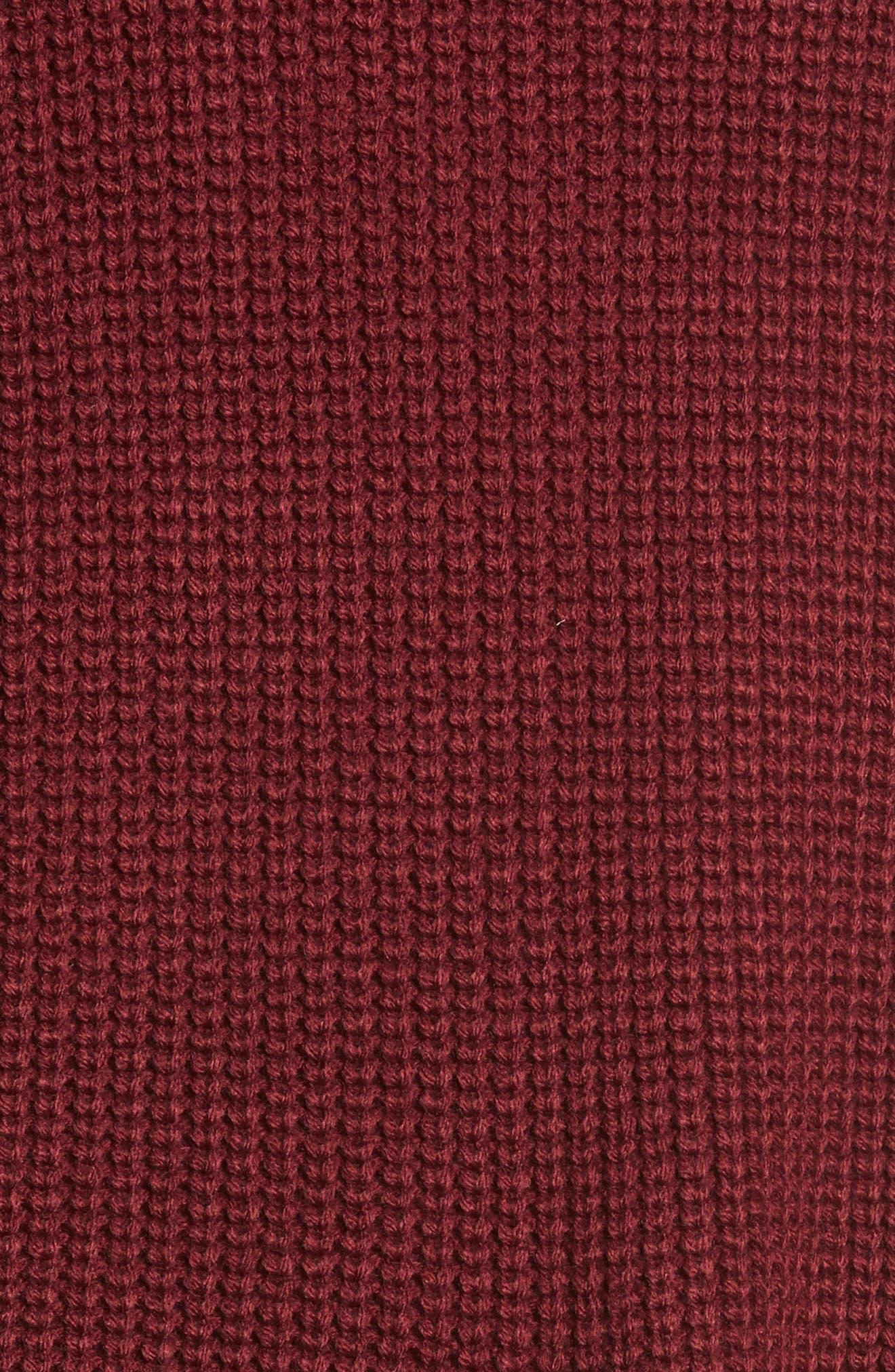 ,                             Flared Sleeve Sweater Dress,                             Alternate thumbnail 17, color,                             930