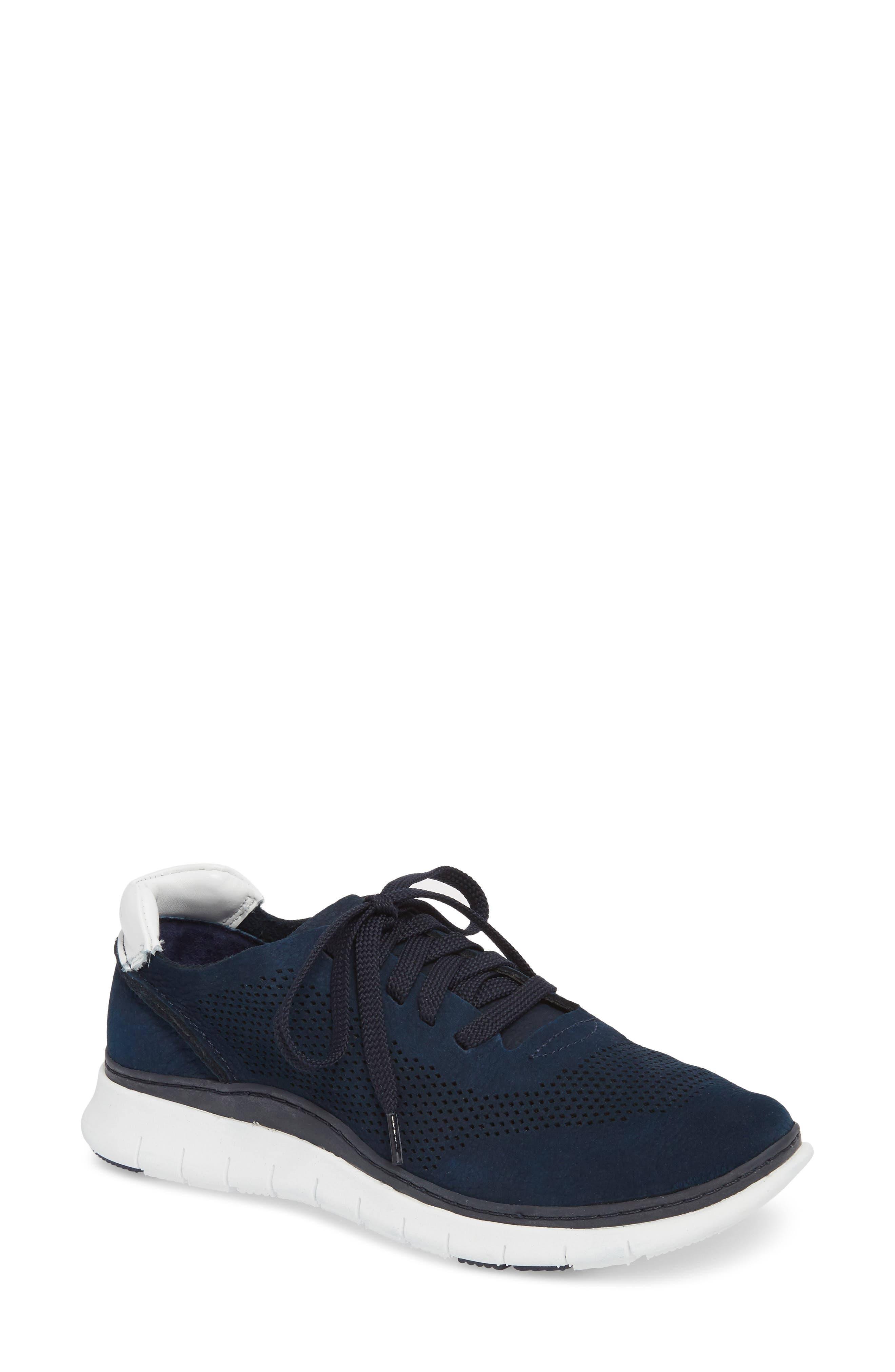Vionic Joey Sneaker- Blue