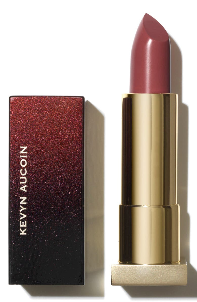 KEVYN AUCOIN BEAUTY The Expert Lip Color, Main, color, ROSERIN