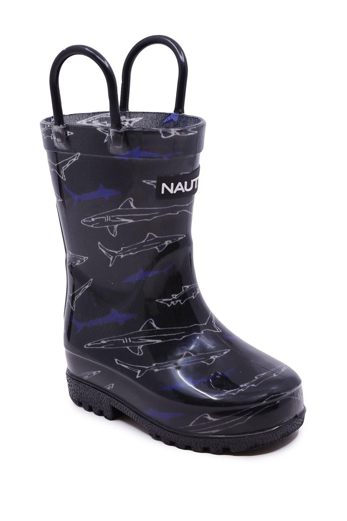 Nautica Bray Rain Boot