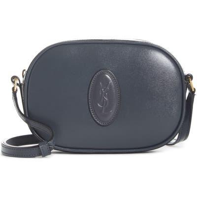 Saint Laurent Le 61 Leather Camera Bag - Grey