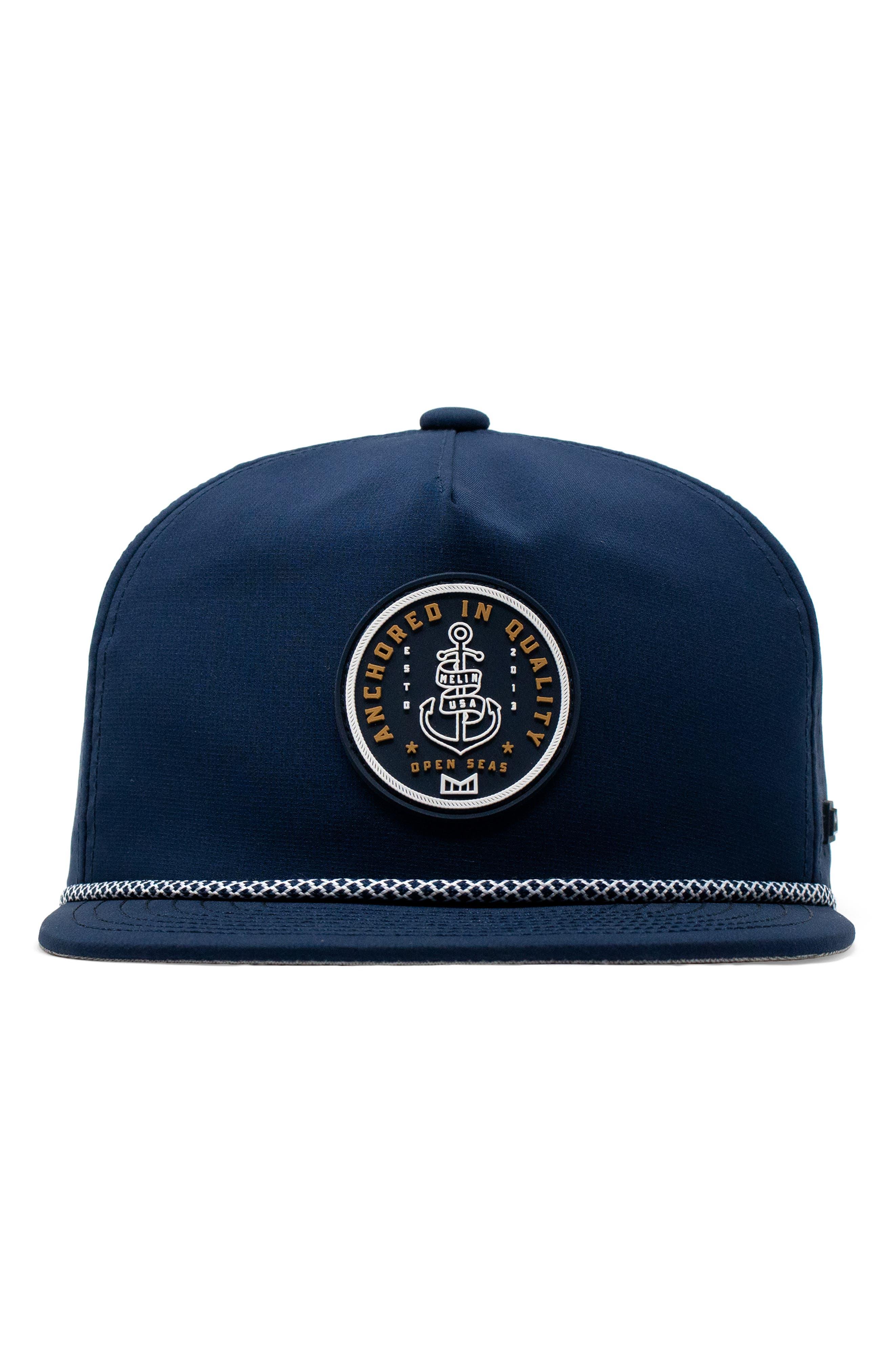 Hydro Coronado Snapback Cap