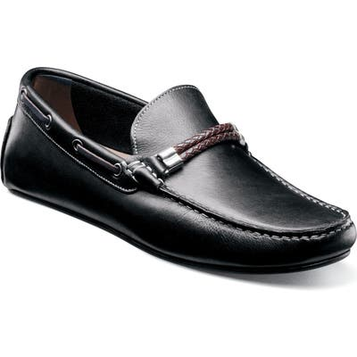 Florsheim Imperial Comet Driving Shoe, Black