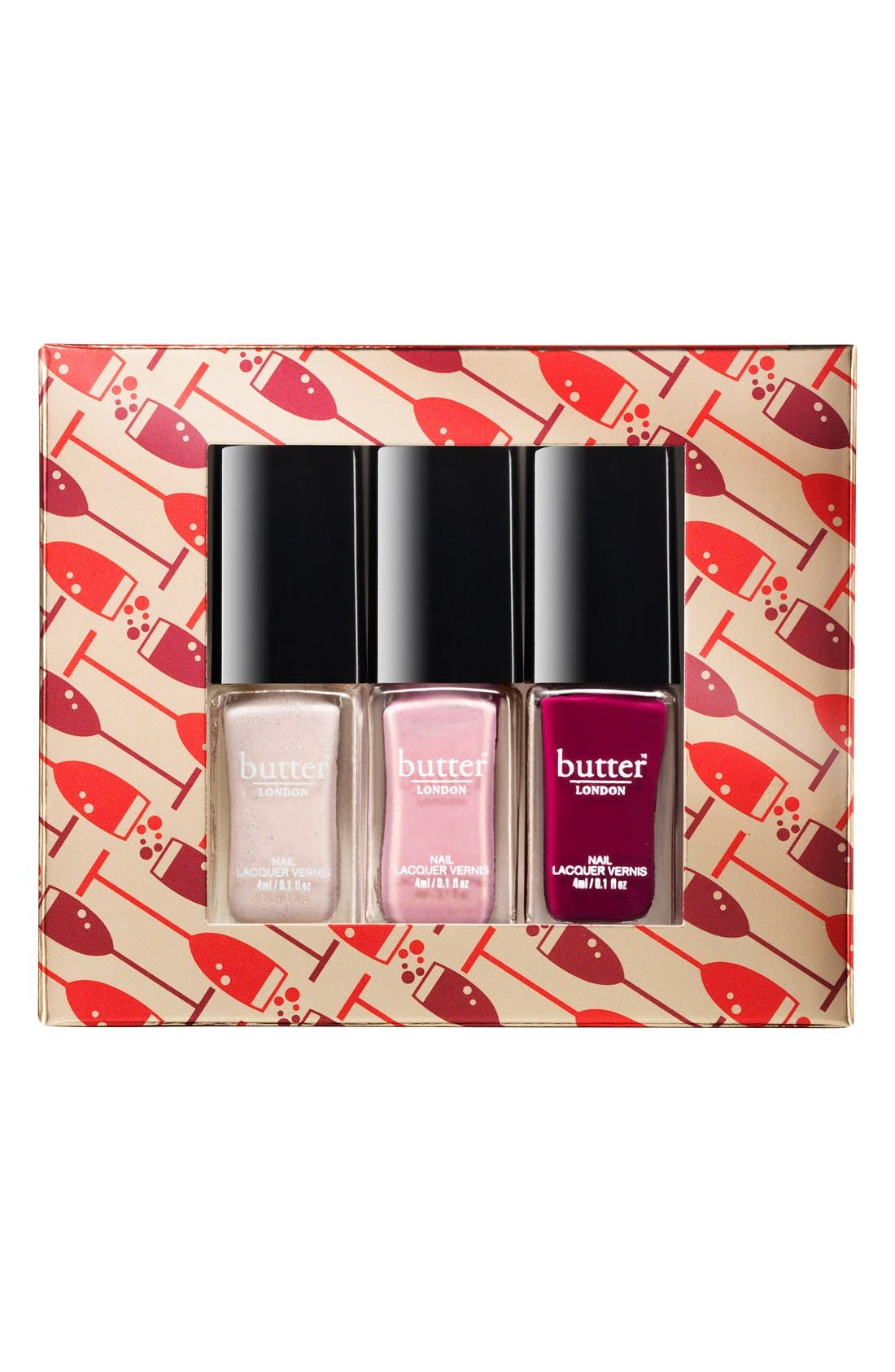 ,                             CHEERfull Petite Nail Lacquer Collection,                             Alternate thumbnail 3, color,                             600