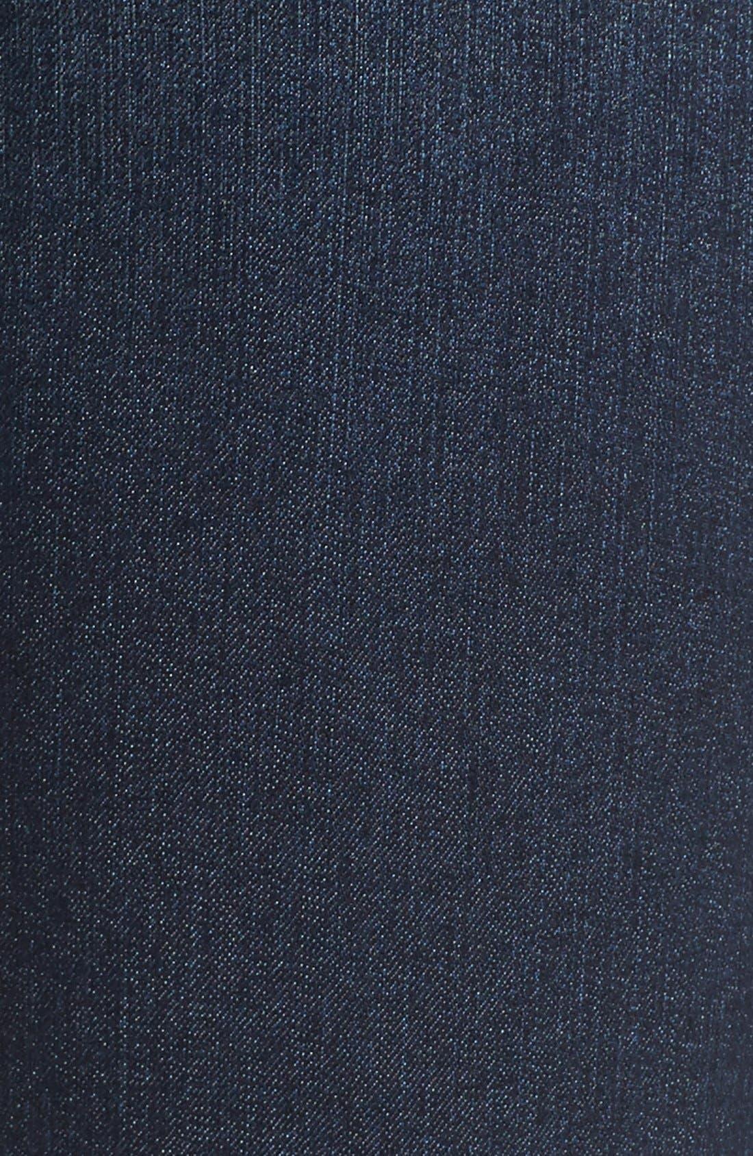 ,                             'Sarah' Skinny Jeans,                             Alternate thumbnail 3, color,                             415