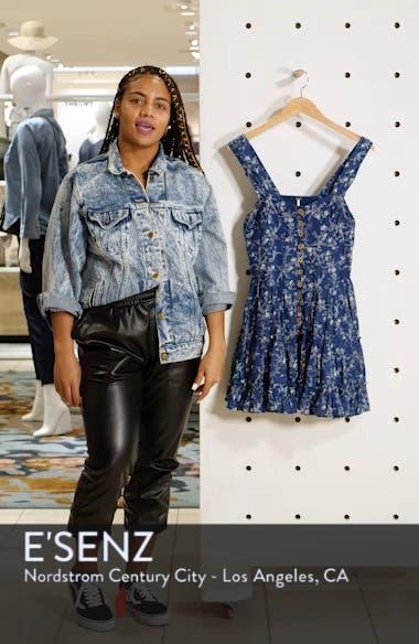 Dance on the Blacktop Minidress, sales video thumbnail