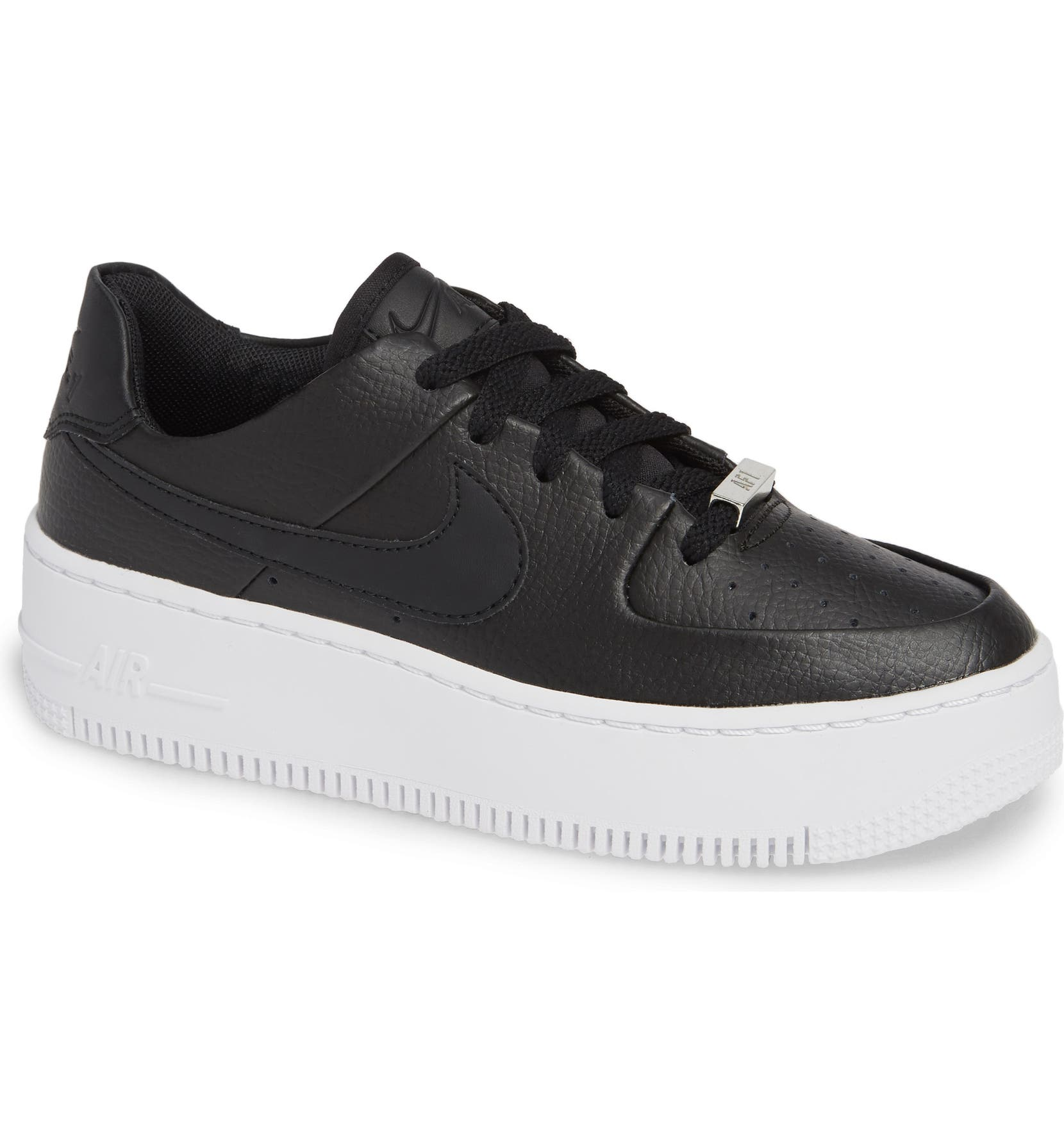 pretty nice 4a2fe 4b975 Air Force 1 Sage Low Platform Sneaker