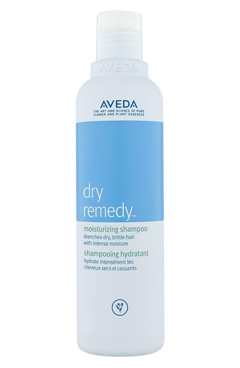 AVEDA dry remedy<sup>™</sup> Moisturizing Shampoo, Main, color, NO COLOR