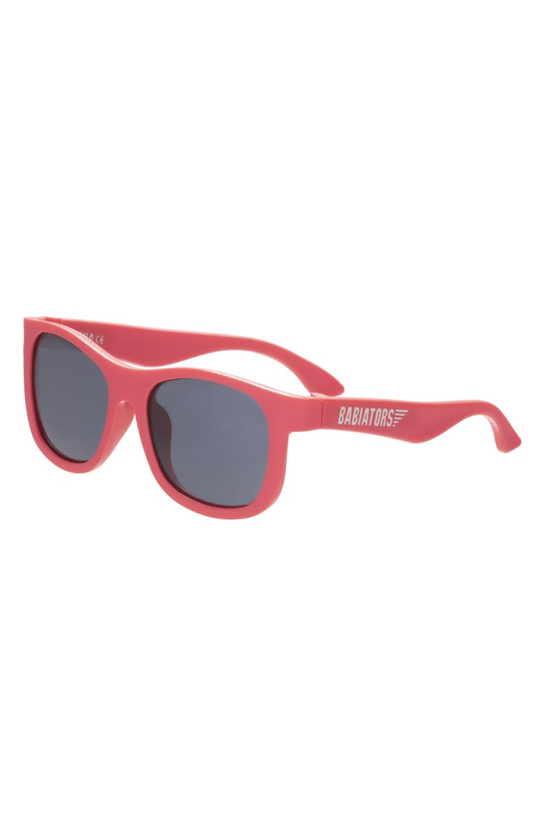 BABIATORS Original Navigators Sunglasses, Main, color, ROCKIN RED