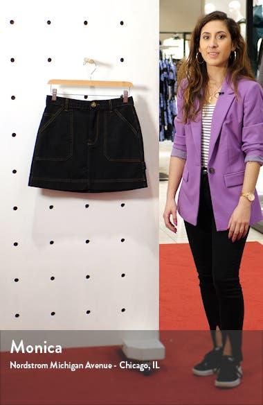 Twill Carpenter Skirt, sales video thumbnail