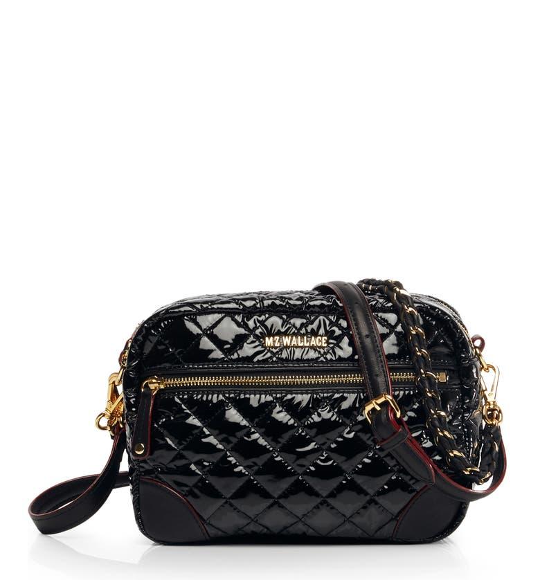 MZ WALLACE Small Crosby Bag, Main, color, 001