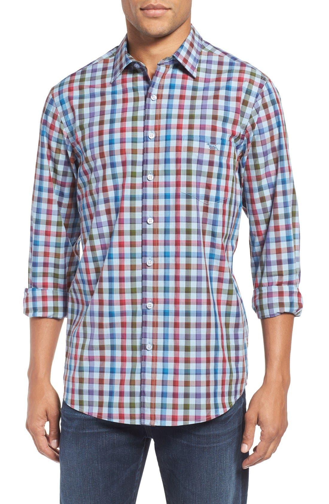 Image of RODD AND GUNN Cedars Long Sleeve Woven Shirt