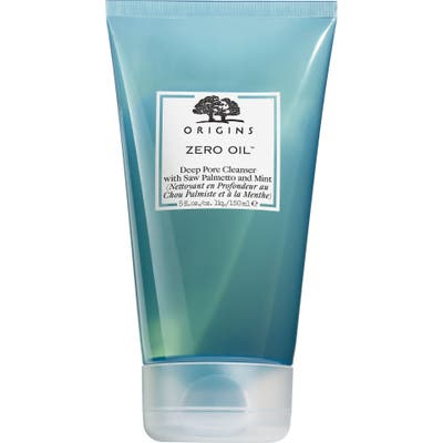 Origins Zero Oil(TM) Deep Pore Cleanser With Saw Palmetto & Mint