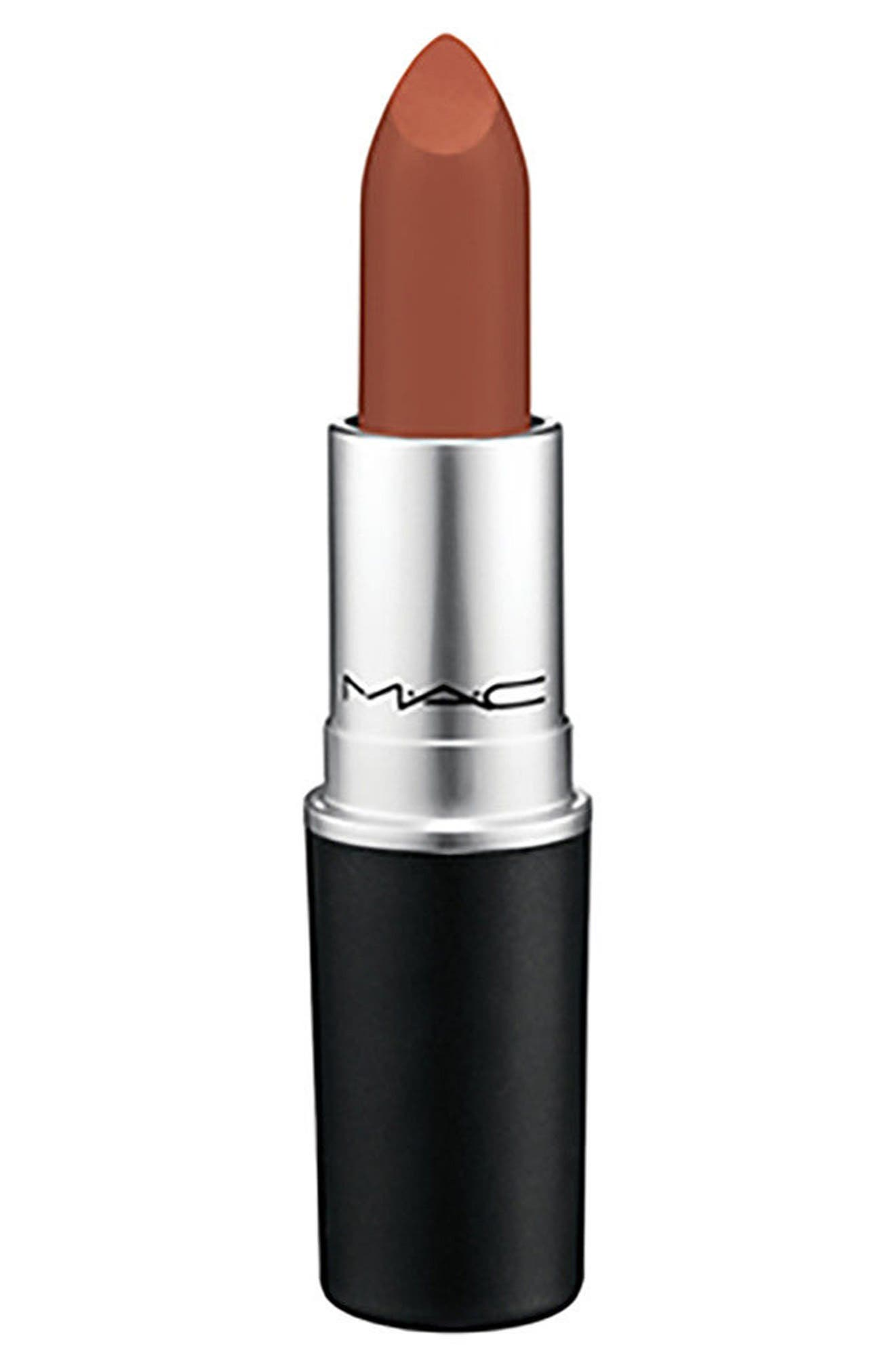 ,                             MAC Strip Down Nude Lipstick,                             Main thumbnail 162, color,                             202