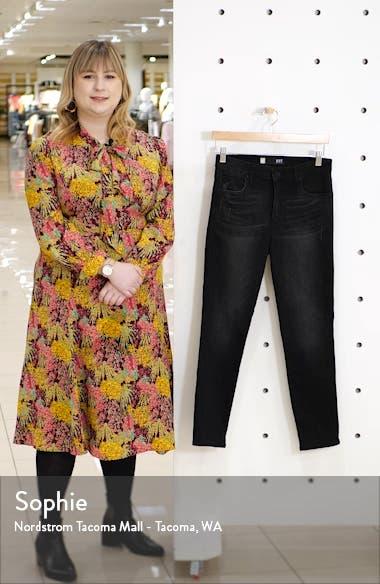 Meghan High Waist Ankle Cigarette Jeans, sales video thumbnail